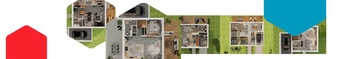 plan maisons open