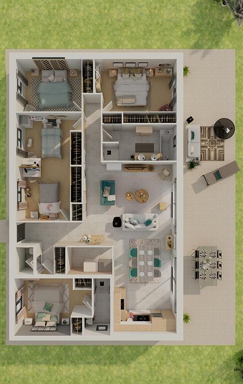 configurez votre maison